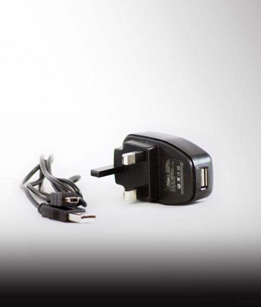 White's USB UK Plug Adapter 1