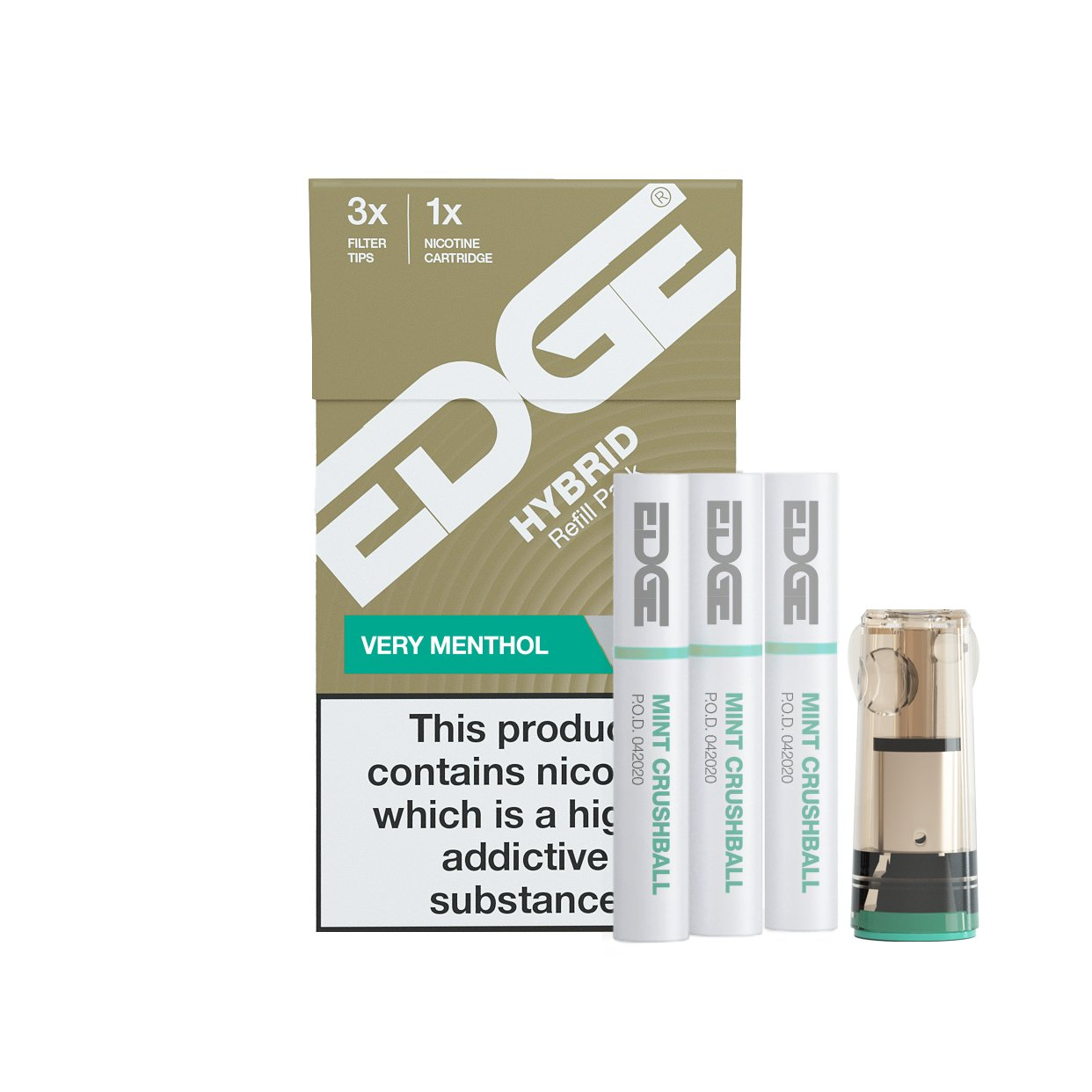 Hybrid Flavour pack Very Menthol